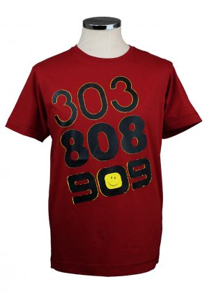 roland 303 and 808 t shirt design boy department of works
