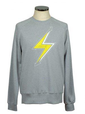 Lightning Bolt sweat shirt