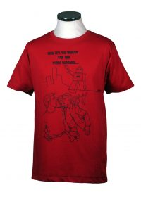 Robot t shirt Department of Works