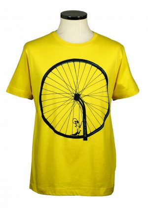 Department of Works bike t shirt