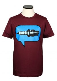Bright spark, spark plug t shirt dept of works