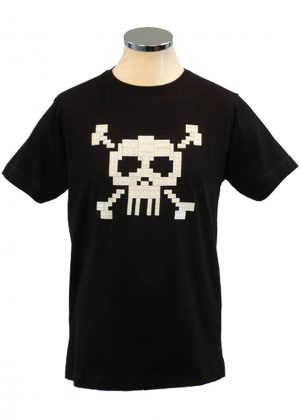 Lego skull t shirt department of works