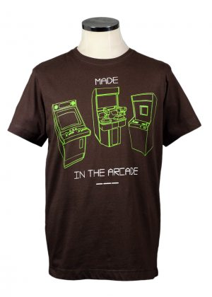 Dept of Works Arcade t shirt