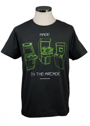 Made in the Arcade department of works t shirt