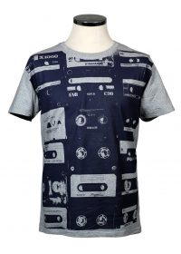 Tapes t shirt department of Works
