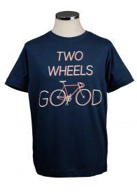 Two Wheels good t shirt Department of Works
