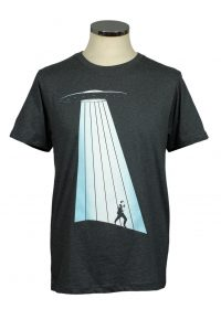 UFO t shirt by Dept of Works