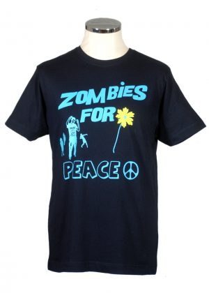 Zombies fo Peace t shirt department of works